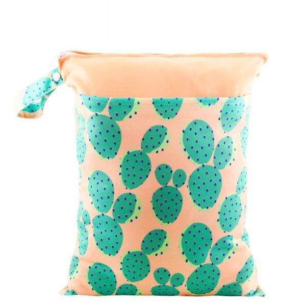 Cactus Wet Bag 30x40