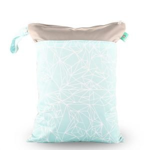 Ice Blue Wet Bag 30x40