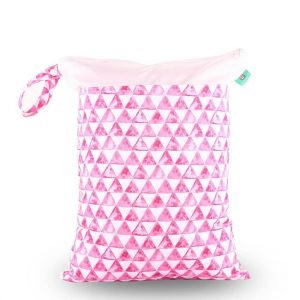 It's a Girl Wet Bag 30x40