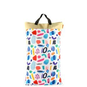 Kiddie Colours Wet Bag 40x70