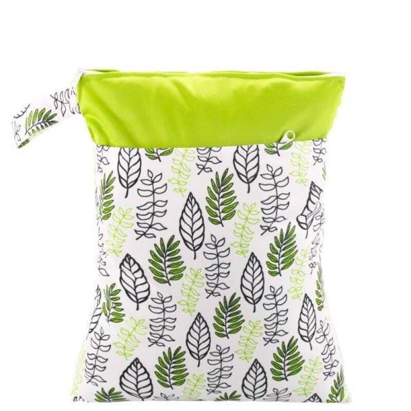 Leaves Wet Bag 30x40