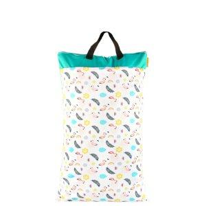 Lets Flamingle Wet Bag 40x70