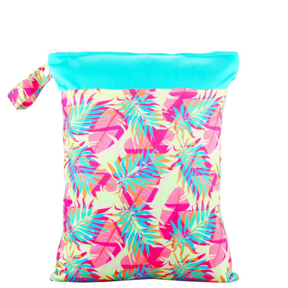 Psychedelic Palms Wet Bag 30x40