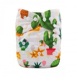 alva baby OSFM pocket nappy alice springs front yd108