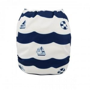 alva baby OSFM pocket nappy broadsword back yd08