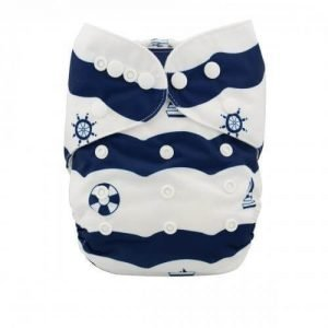 alva baby OSFM pocket nappy broadsword yd08
