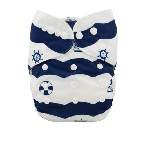 alva baby OSFM pocket nappy broadsword yd08