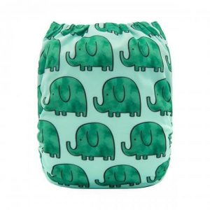 alva baby OSFM pocket nappy dumbo back yd114