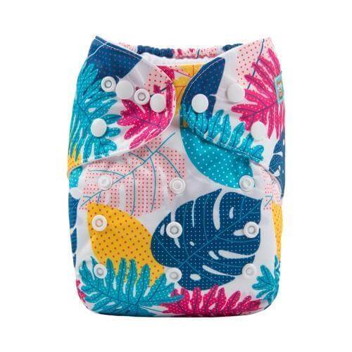 alva baby OSFM pocket nappy palm city front h115