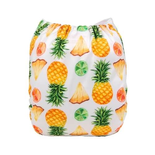 alva baby OSFM pocket nappy tooty fruity back h yk50