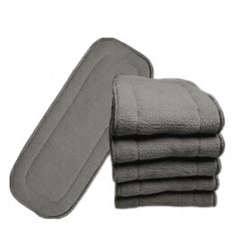 5 Layer Bamboo Charcoal Blend Insert 2 FMB02