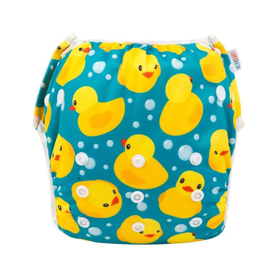 Alva Baby Swim Nappy Back Rubber Ducky ZSW H114