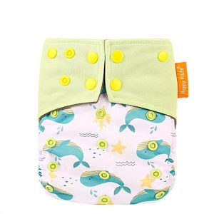 bamboo charcooal OSFM pocket nappy flipper EF265