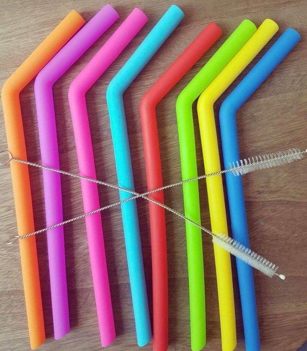 Bent Straws