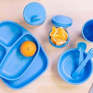 re play kids tableware set Sky Blue