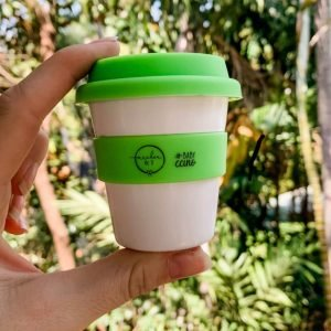 Archer I Babychino Cups Green
