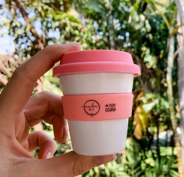Archer I Babychino Cups Pink