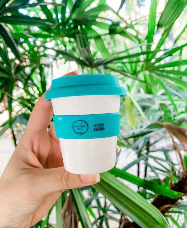 Archer I Babychino Cups Turquoise