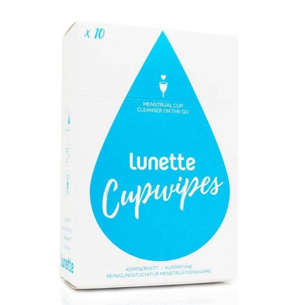 Lunette Cupwipes Range 1