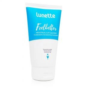 Lunette Feelbetter Cup Cleanser Range 150ml 1