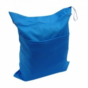 Ocean blue small wet bag L09