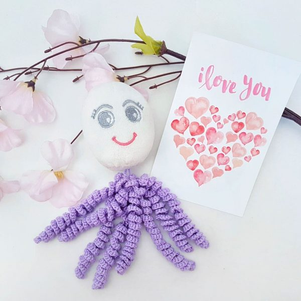 Octoprem Softies Lavender