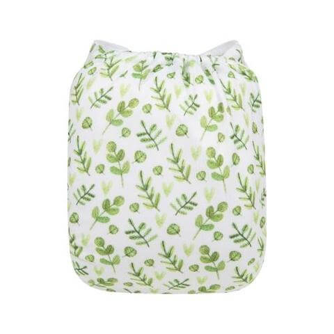 alva baby OSFM pocket nappy tini back h187