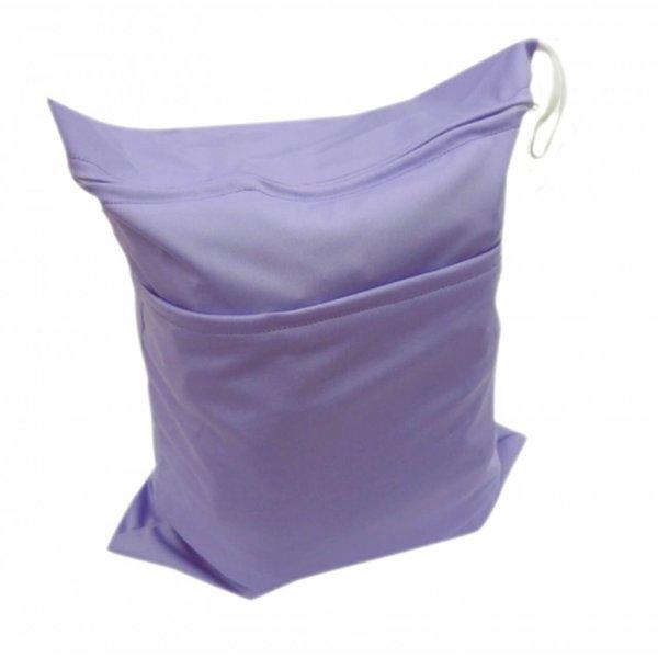 violet wet bag small L05