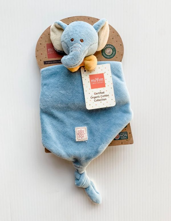 Miyim Oh So Snuggly Comforters Elephant