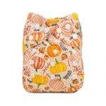 alva baby OSFM pocket front h139 pumpkin patch