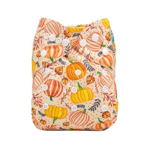alva baby OSFM pocket front h139 pumpkin patch