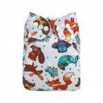 h243 woodland play alva baby cloth nappy